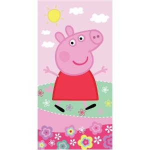 Peppa Pig小猪佩吉 全棉浴巾