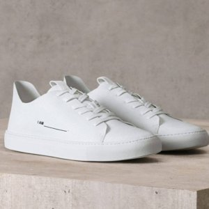 $53 Casual White Sneakers for Men and Women + FREE SHIPPING @ PEDRO SHOES