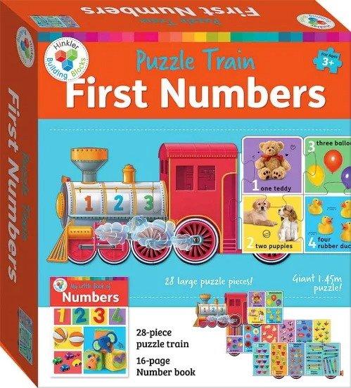 宝宝学习 数字拼图块