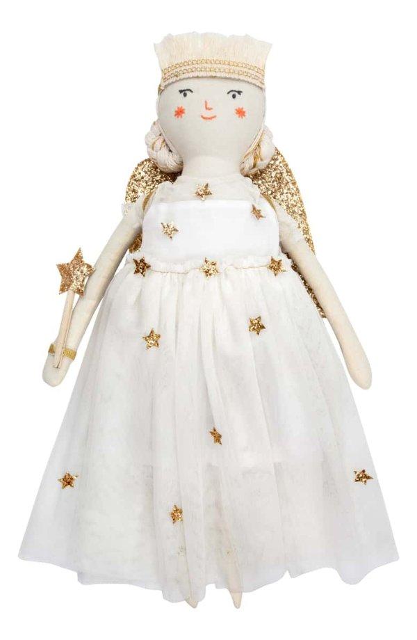 小仙女布娃娃