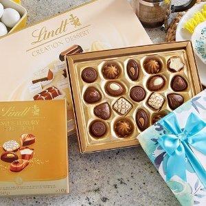 买2立享75折 送礼首选Lindt 巧克力礼盒限时热卖