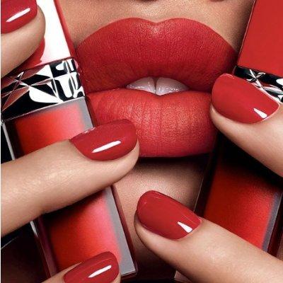 无门槛7.5折 逐渐断货手慢无上新:Dior 秋季新品唇釉、红管唇膏、五色眼影、腮红盘