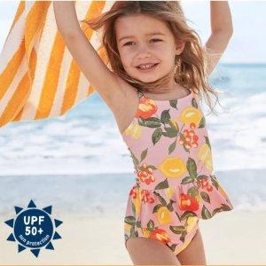 $12 and UpOshKosh BGosh Kids Swim Suits, Trunks and Rashguards Sale