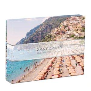 意大利沙滩海景 500片