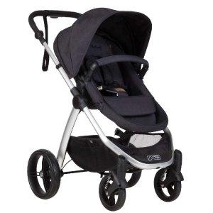 史低价$350 (原价$649.99)Mountain Buggy Cosmopolitan 双向婴儿推车