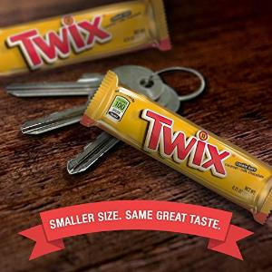 $14.52 一条只需$0.61Twix 焦糖牛奶巧克力棒 0.71oz. 24条