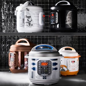 Star Wars Instant Pot Duo 6-Qt. Pressure Cooker