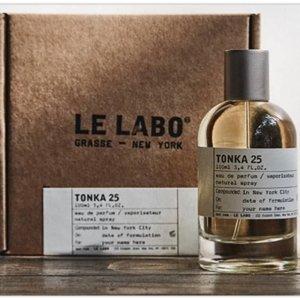香料的选用简直「吹毛求疵」全场8折 Le Labo 高逼格小众香水 送人自用首选