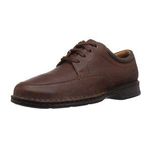 $33.85Clarks 男士休闲皮鞋热卖 黄金码