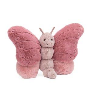 100+单品发售 €16起收上新:Jellycat 2021 新品图鉴 云朵、蝴蝶、意面都有