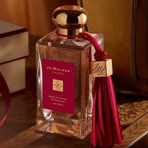 满额送好礼 过节送礼最佳之选Jo Malone 2020鼠年限量香氛上新 初恋的味道你get了吗