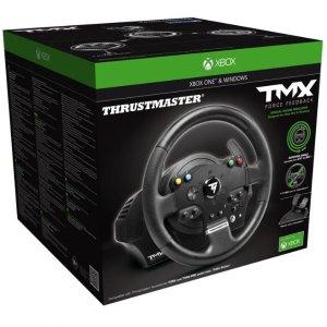 $126.37(原价$200)史低价:Thrustmaster TMX 力反馈方向盘 支持Xbox One/PC