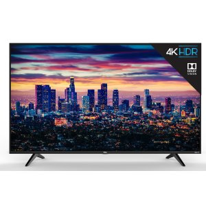 TCL带Dolby Vision HDR 65