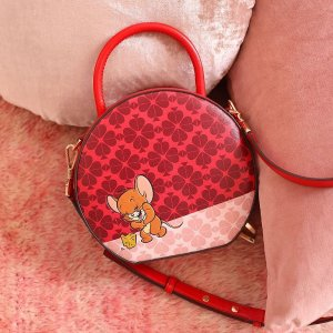 包包 衣服 手机壳都安排Kate Spade 鼠年限定 软萌Jerry完胜各大品牌