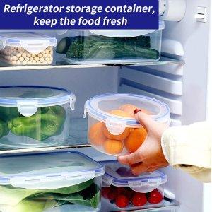 折后€14.99 持久新鲜闪购:SYOSIN 食物保鲜盒28件套热促 满足一切日常所需