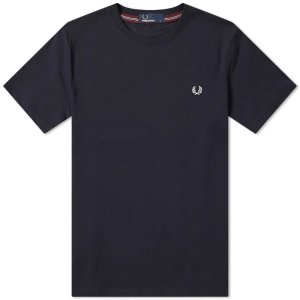 Fred Perry New Classic Crew Neck Tee