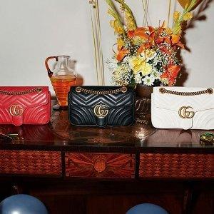 低至3折+额外最高减$6011周年独家:Mia Maia 时尚专场,饺子包仅$60,Gucci羊毛围巾$386
