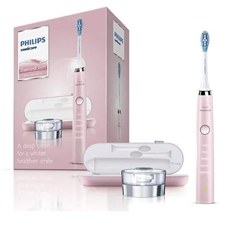 低至3折 女神牙刷£89史低价:Philips 第3代钻石亮白电动牙刷 春季大促!