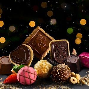 满额立减$20+包邮Godiva 多款巧克力网络周大促,收G Cube节日礼罐