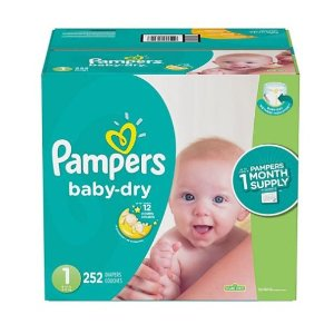 $15 Off When You Buy Pampers Sensitive Baby WipesPampers Diapers & Wips @ Sam's Club