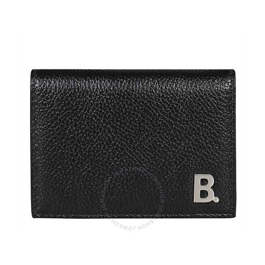 Mini B Leather折叠钱包