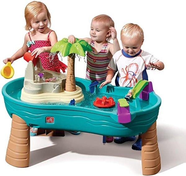 儿童玩水游戏桌