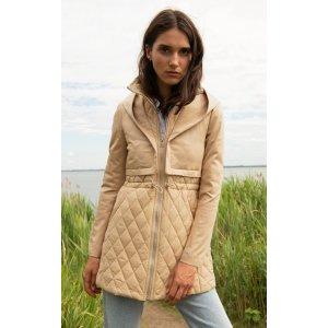 Soia & Kyo封面同款ENORA 防水保暖外套