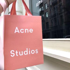 低至5折 春季必备Acne Studios 私密特卖开跑 收费尔岛毛衣