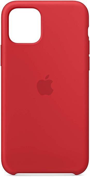 iPhone11 Pro 官方硅胶壳 红色