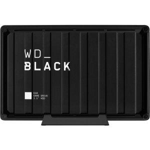 $169.99(原价$199.99)WD_BLACK 8TB D10 游戏外置硬盘