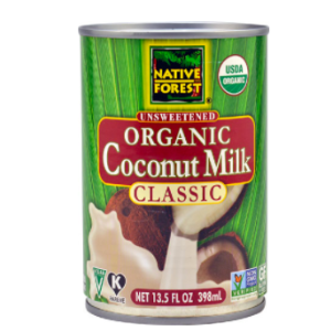 Native Forest20% off with purchase $50+Organic Coconut Milk Unsweetened -- 13.5 fl oz