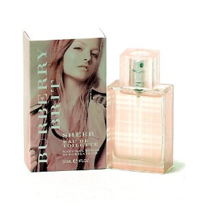 BurberryWomen's Brit Sheer 1oz Eau de Toilette Spray