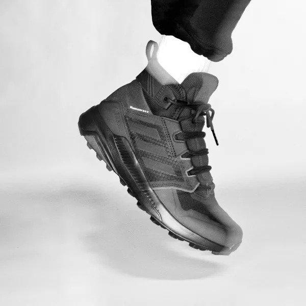 Pharrell Williams Trailmaker Mid GORE-TEX 男鞋