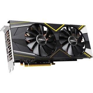ASRock Radeon RX 5700 XT CHALLENGER D 8G OC Video Card