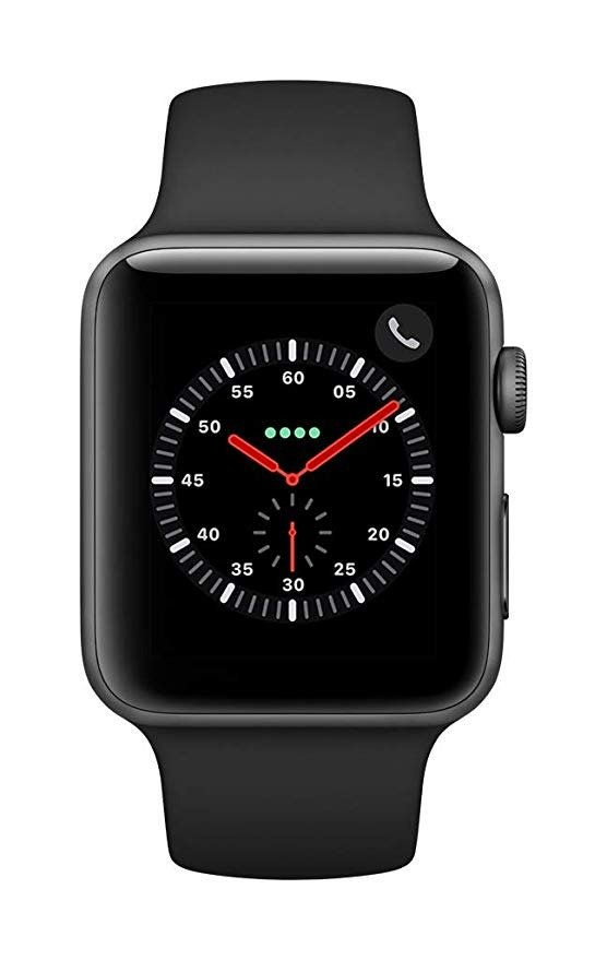 Watch Series 3 (GPS + Cellular, 42mm)