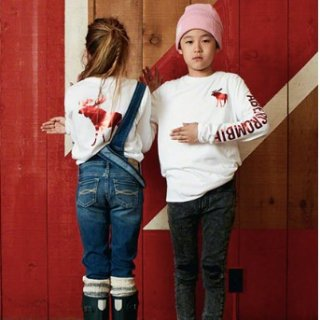Up to 50% Off Clearance + Extra 20% OffKids Entire Site @ Abercrombie & Kids