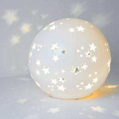 星空球形夜灯