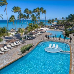 $276All-Inclusive Holiday Inn Resort Aruba