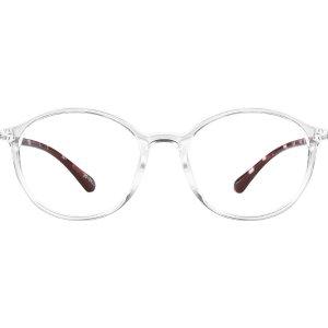 Translucent Round Glasses #2018623 | Zenni Optical Eyeglasses