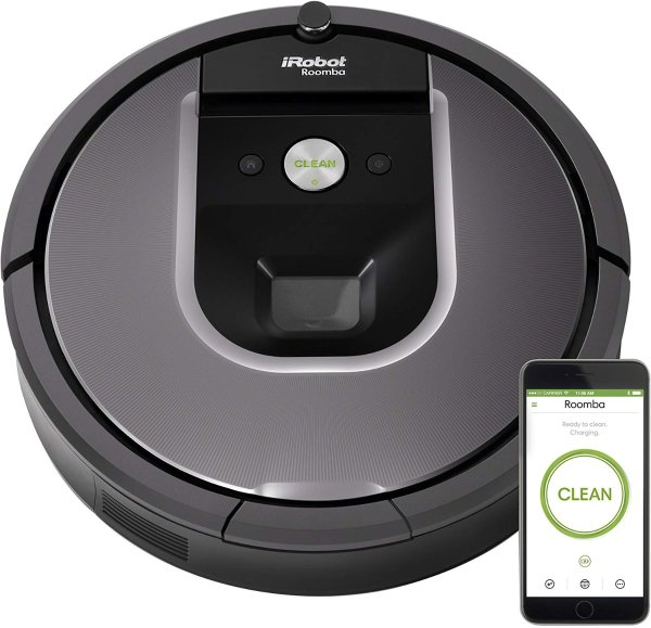 iRobot Roomba 960 高端旗舰款智能扫地机器人