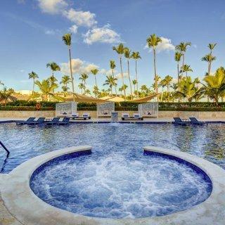 $139起  吃喝玩乐全包安心度假多米尼加蓬塔卡娜 Punta Cana 5星级一价全包度假村