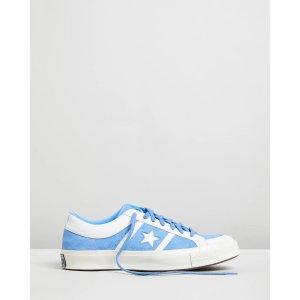 ConverseOne Star 天蓝色板鞋