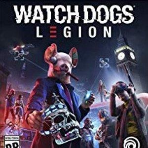《看门狗 军团》PS5 / PS4 / Xbox One 实体版