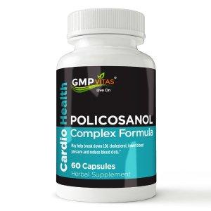 Buy 1 Get 1 Free +  Up to 20% offGMP Vitas® Policosanol Complex Formula (60 Capsules)