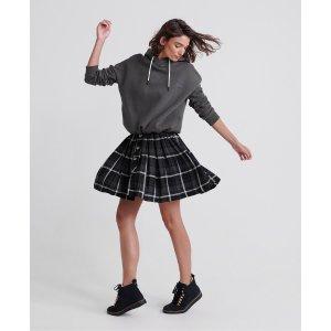 Superdry短裙