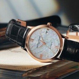 Last Day: $1948 BAUME AND MERCIER Women's Classima Executives Watch MOA10077