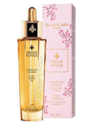Guerlain 樱花限量复原蜜