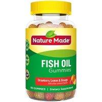 Nature Made 鱼油软糖 90粒
