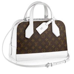 Louis VuittonDora PM 老花单肩包
