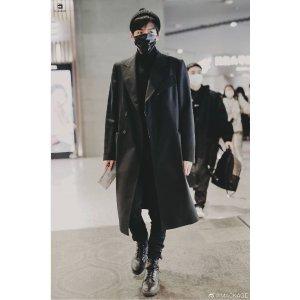 Mackage张若昀同款大衣